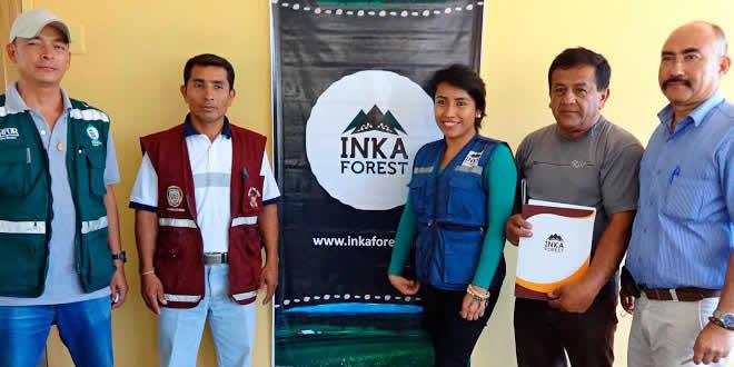Inka Forest y el árbol del Palo Santo
