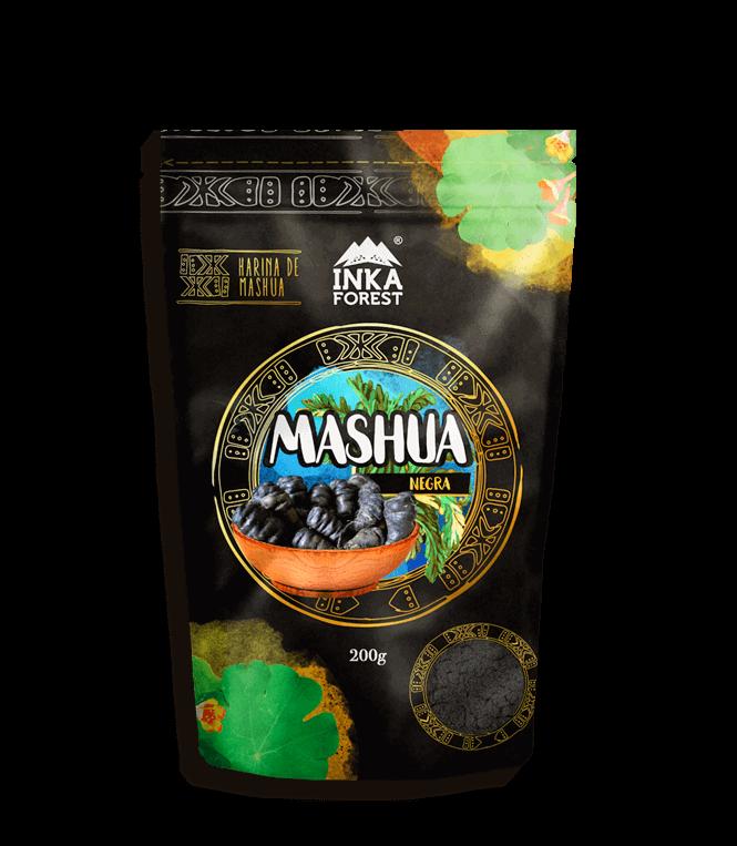 BLACK MASHUA
